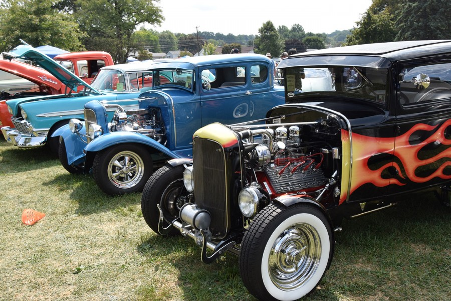 Wheels Of Time Rod Custom Car Show Set To Run Aug In - Custom car shows near me