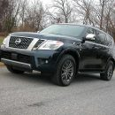 Nissan's Armada is a capable, spacious and proven full-size SUV