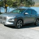 Hyundai's new Kona crossover/SUV is affordable and caters to all age car buyers