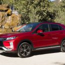 Mitsubishi rounds out its SUV line with the new compact Eclipse Cross