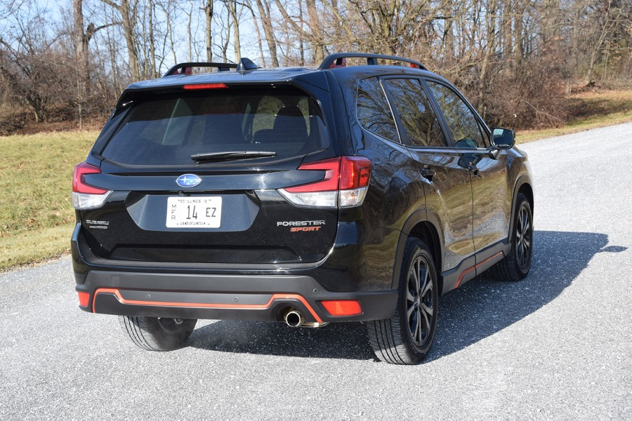 Forester19-Rear