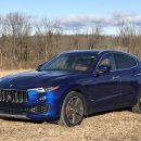 Maserati's Levante is a sexy, exotic and capable SUV
