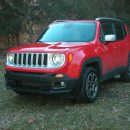 It's easy to fall in love with Jeep's compact Renegade 4WD cute ute that is rugged and sure-footed
