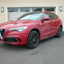 Alfa Romeo's Stelvio Quadrifoglio AWD is an SUV that performs like a sports car