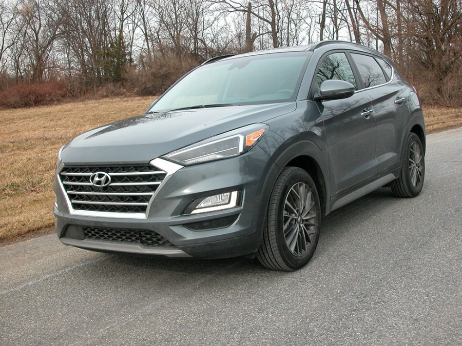 Hyundai's 2019 Tucson offers good value, excellent warranty and a reasonable price