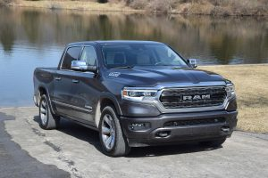 Ram's 2019 pickup is all new and redesigned with luxury sedan traits