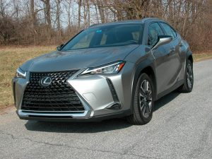 The Lexus UX 200 is a classy, affordable and economical subcompact crossover
