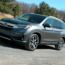 Honda's AWD, 3-row Pilot is considered the benchmark for crossover/SUVs
