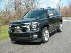 Chevy's 2019 Tahoe is a long-standing, proven and robust 3-row SUV