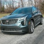 Cadillac enters the small crossover market with their classy XT4