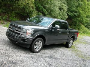 Ford's top-selling F-150 pickup offers a multitude of configurations for a variety of needs