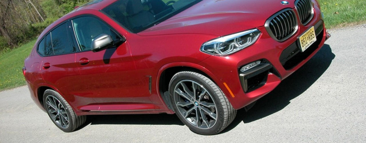 BMW's X4 M40i can best be described as a superb, AWD, performance Sports Activity Vehicle