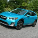 Subaru's Crosstrek Hybrid offers exceptional all-weather traction with hybridized economy