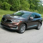 Acura's 2019 RDX SUV comes with a new engine, trans and top safety ratings