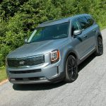 Kia's new 3-row Telluride is an all encompassing midsize SUV with gobs of interior space