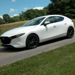 With a host of enhancements and AWD, Mazda3 is a compelling sedan/hatchback