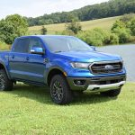 Ford resurrected their once top selling Ranger midsize pickup with numerous improvements and upgrades