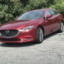Mazda's Mazda6 is a viable benchmark for midsize sedans with its exemplary handling and power