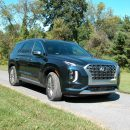 Hyundai's totally new Palisade three-row SUV is already a hit among families