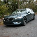 Volvo's V60 T6 AWD wagon combines luxury and utility with a splash of sportiness
