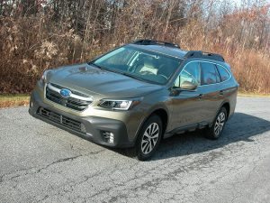 Subaru's proven Outback has been refined for 2020 with exceptional safety features
