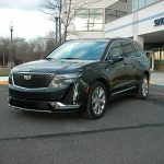Cadillac's XT6 is their first 3-row midsize AWD crossover that is family oriented