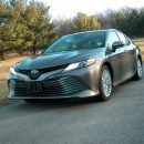 Toyota's 2020 Camry is the premier hybrid sedan with proven technology
