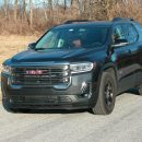 GMC's new Acadia AT4 crossover offers handsome, urban styling yet is off-road capable