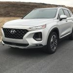 Hyundai's Santa Fe FWD compact crossover is loaded with safety features, generous warranties all at an affordable price