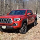 Toyota's 2020 Tacoma has been the best selling midsize pickup for 13 years in a row