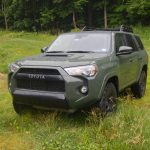Toyota's 4Runner 4WD SUV for serious off-roaders