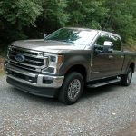 Ford's F-250 Super Duty pickup gets enhanced trailering technology and added off-road prowess
