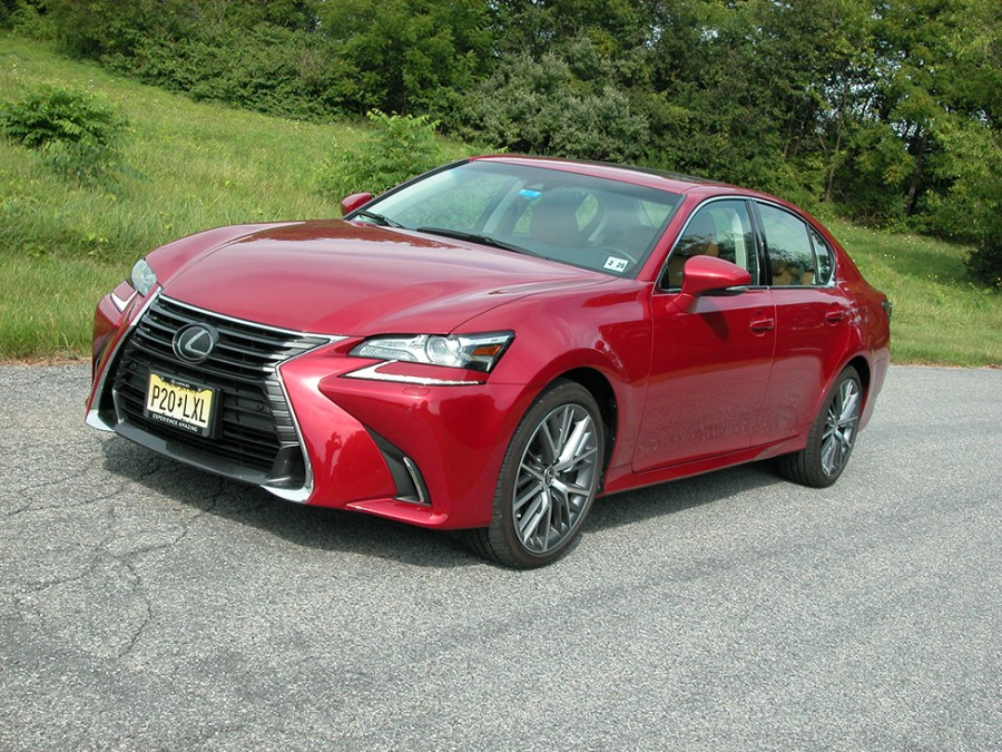 Lexus's GS-350 combines comfort, performance, AWD and top customer satisfaction