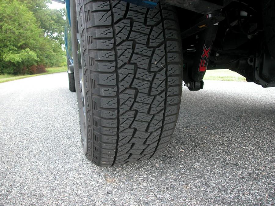 RangerL20-Tires