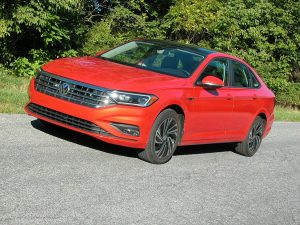 VW's 2020 Jetta compact sedan underwent a makeover with sophisticated upgrades while retaining its Euro driving traits
