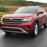 Atlas Cross Sport is Volkswagen's compelling next to largest midsize SUV