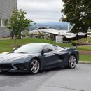 Chevy's new mid-engine Corvette Stingray is a totally awesome American sports car
