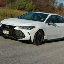 As Toyota's flagship sedan, the 2020 Avalon has been jazzed up with TRD performance features