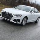 Audi's S4 Quattro AWD sedan combines performance, style and quality build