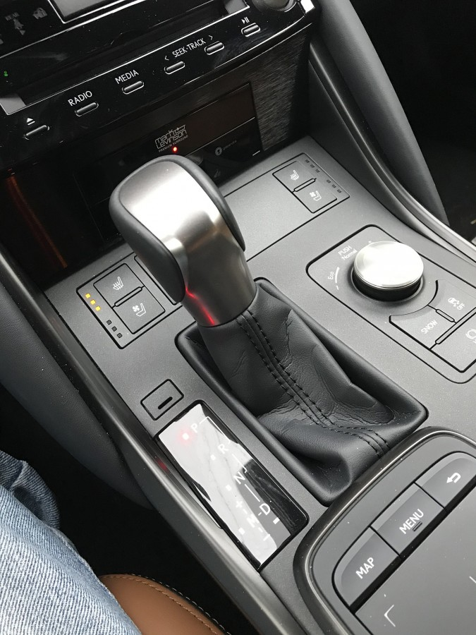 IS300-21-Shifter