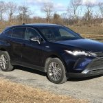 Toyota's all new Venza Hybrid is a compelling AWD crossover with Lexus attributes