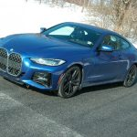 BMW's 430i xDrive is one of the few luxury coupes sold today