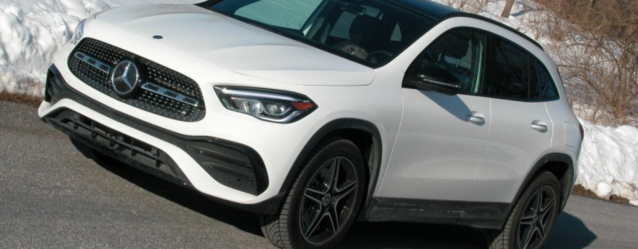 Mercedes' GLA250 4Matic SUV combines quality build, utility and comfort all at a reasonable price