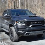 Ram's 2021 TRX 4WD half-ton Crew Cab pickup is best classified as a super truck