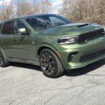 Dodge's 2021 Durango SRT Hellcat AWD SUV is hell on wheels