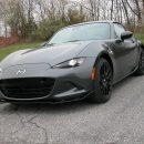 Mazda's MX-5 Miata is the best-selling two-seat roadster in the World