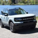 Ford's new Bronco Sport is a rugged, compact SUV that can ford 17.7 inches of water yet rides very car-like.