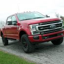 Ford's F250 Super Duty, 3/4 ton pickup is a civilized, serious workhorse