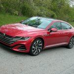 VW's stylish Arteon AWD sedan has hatchback capacity, German build and Autobahn performance