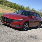 Hyundai's 2021 Elantra is a compelling compact sedan boasting impressive fuel economy at a reasonable price